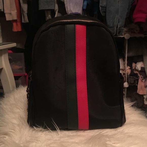 f666aca754a3 Gucci Inspired mini backpack. M 5a3095e77fab3aa995014583