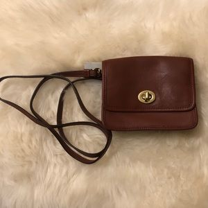 Mini Coach Legacy Crossbody Bag