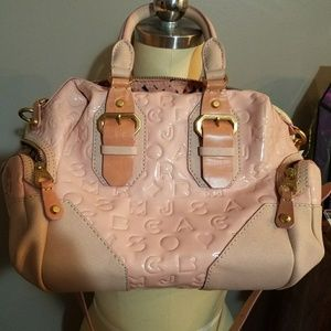 Marc by Marc Jacobs baby pink crossbody bag