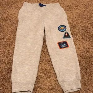 """Other - Grey lightweight """"space"""" jogger size4/5"""