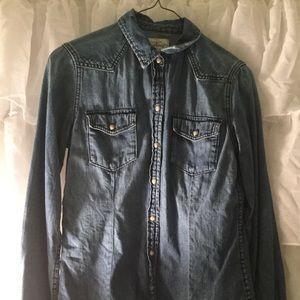 Levi's Women's Jean Shirt
