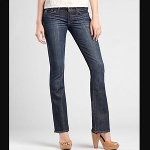 Lucky Brand Zoe boot cut jeans