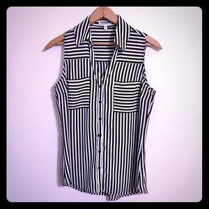 EXPRESS Portofino Shirt - Sleeveless (S)