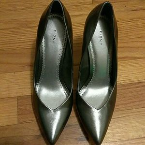 Silver FIONI stiletto
