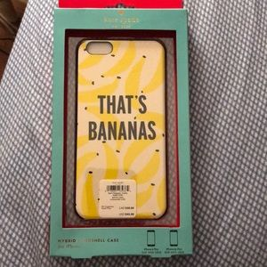 Kate Spade iPhone 6/6s PLUS phone case