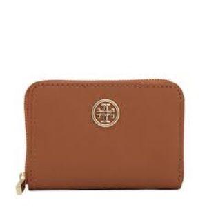 ❤️Sale❤️Tory Burch Robinson Coin Case-Luggage