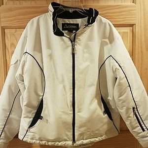 White Winter Jacket