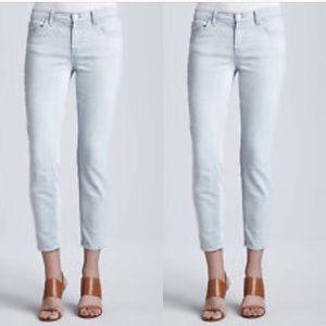 J Brand Hummingbird Midrise Skinny Jeans