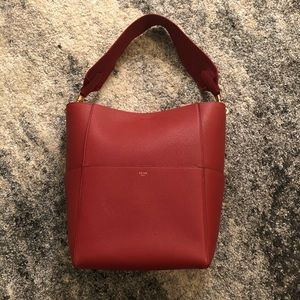 NWT Celine Seau Sangle bag
