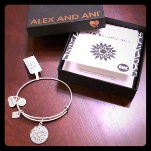 Alex and Ani Bracelet NWT!!