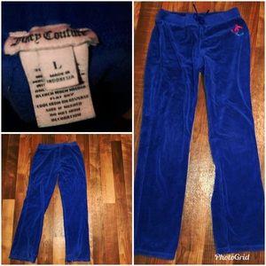 Blue juicy pants
