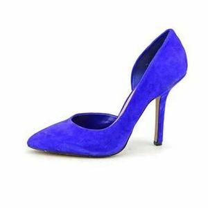 Brand new! BCBG suede heels