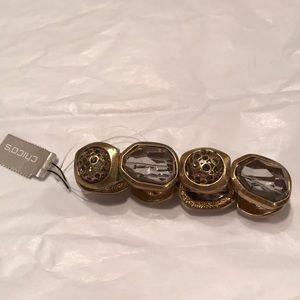 NWT Chico's bracelet