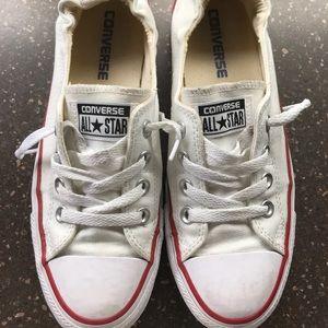 Converse Shoreline White Sneakers