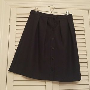 Wool skirt from jcrew