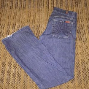 7 For All Mankind A POCKET JEANS!!