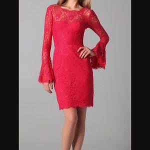 BCBGMaxAzria Salina Dress