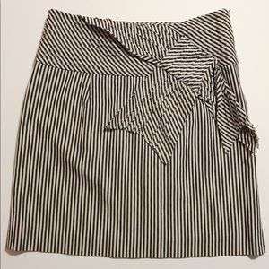 Anthropologie Stripe Skirt Anthropologie Skirt