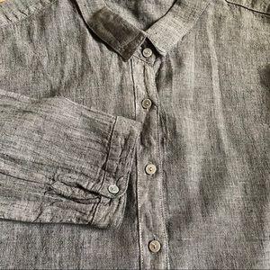Cut Loose Oversized Artisan Shirt (EUC)