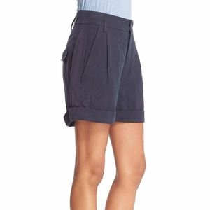 Vince Slouchy Roll Cuff Shorts