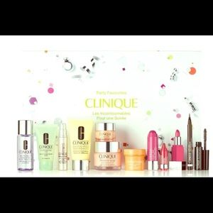 Clinique Party Box with full size products