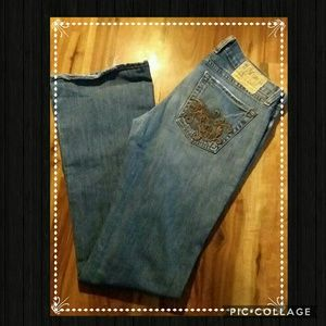 Distressed Lucky Brand Jeans