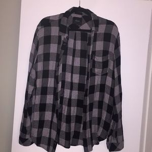 Men's Rails plaid shirt