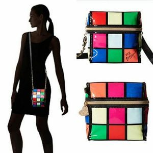 Rubix cube rubicks cube crossbody