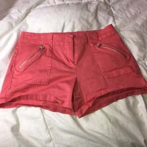 New York & Company Coral women's shorts size 2