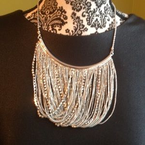 Jewelry - silver chain necklace