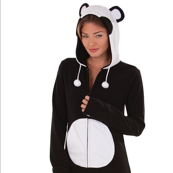 Other Panda Onesie Pajamas Poshmark