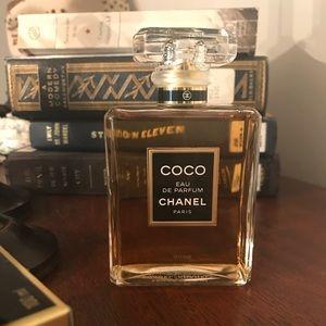 COCO Chanel Eau de Parfum Spray, 3.4oz