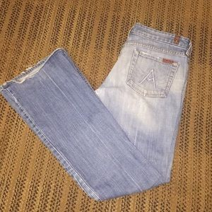 7 For All Mankind P Pocket Jeans!!