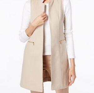Calvin Klein vest coat