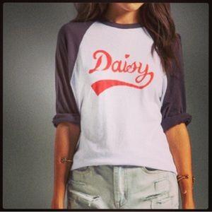 WILDFOX gatsby collection daisy raglan