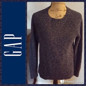 NWT. Gap Speckled Sweater