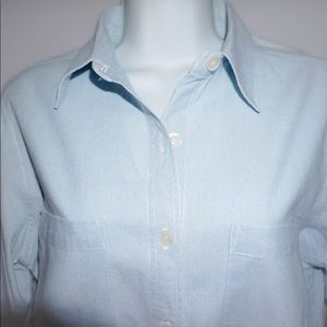 Ann Taylor Button Down Top