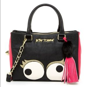 Single Compartment Goggly Moogly Betsey Johnson