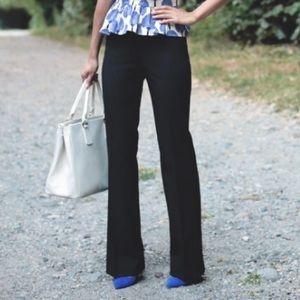 Ann Taylor LOFT Petites Size 4 P Trouser Curvy