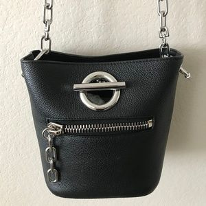 """LIKE NEW"" ALEXANDER WANG RIOT LEATHER CROSSBODY"