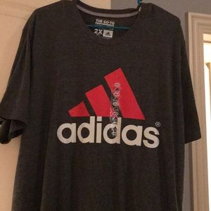 NWT men's adidas T-shirt