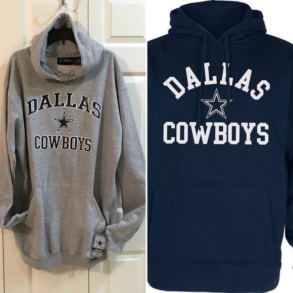 watch acfdb 7a5d1 New NFL Dallas Cowboys men's hoodie big & tall XLT NWT