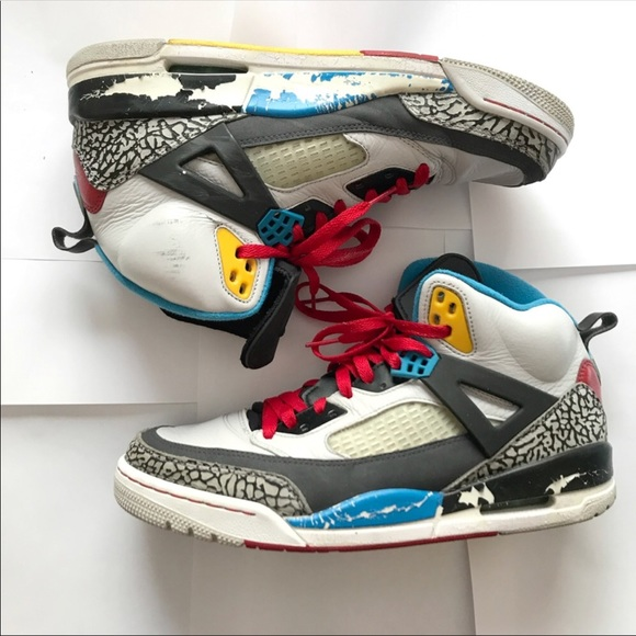 the best attitude 6d28b 89a59 Air Jordan Other - Air Jordan Spizike Bordeaux