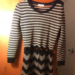 Petite Crochet Dress by Chloé
