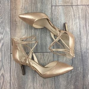 Jessica Simpson Piah Strappy Shoes