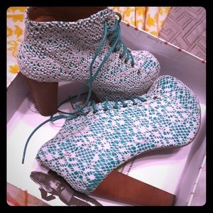Jefferey Campbell Lita-Mac Bootie