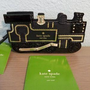 NWT Kate Spade All Aboard coin purse bag