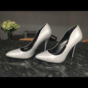 Steve Madden gray Heel 7.5