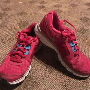 Nike Dual Fusions lightly worn
