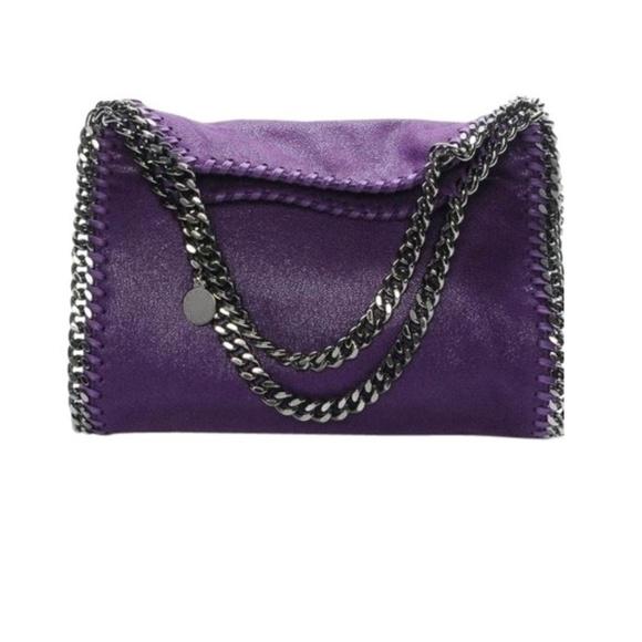 NEW Stella McCartney Chain Falabella Tote Bag 7a9ec0797d906